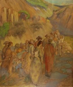 Minerva Teichert's Pioneers