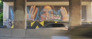 Vandals brutalize public art