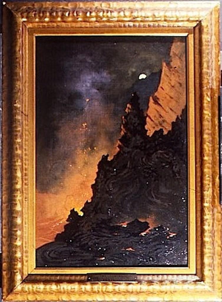 Julies Tavernier - Kilauea Volcano