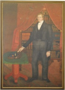 Brigham young full sized portrait