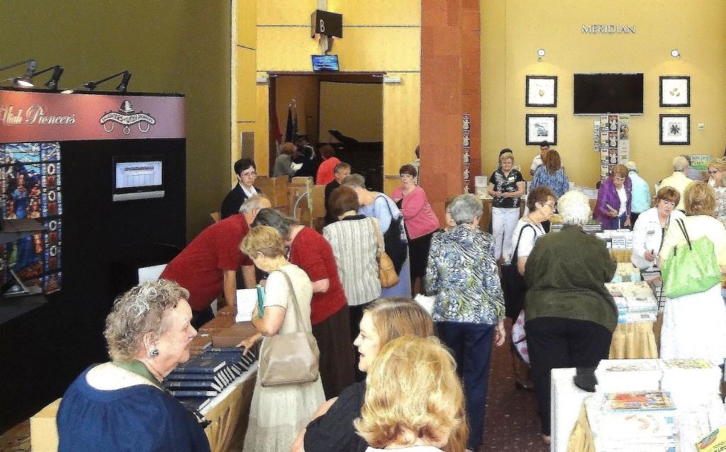 Annual Meeting of the Daughters of Utah Pioneers