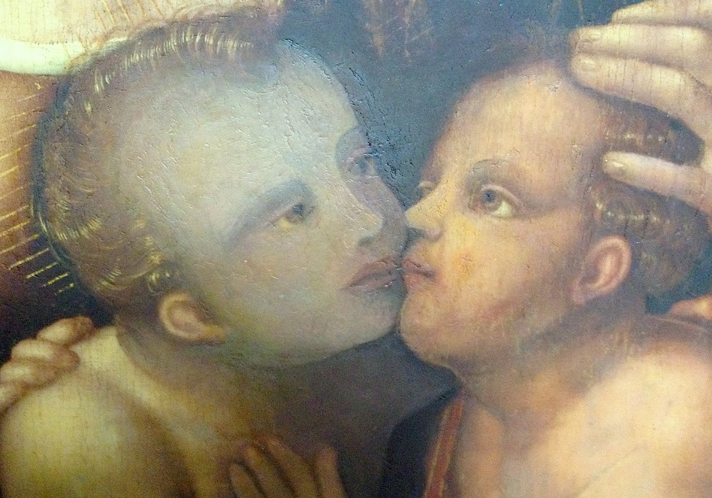 Restoration is not repainting original artwork