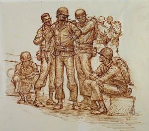 Art on Paper Conservation US Coast Guard