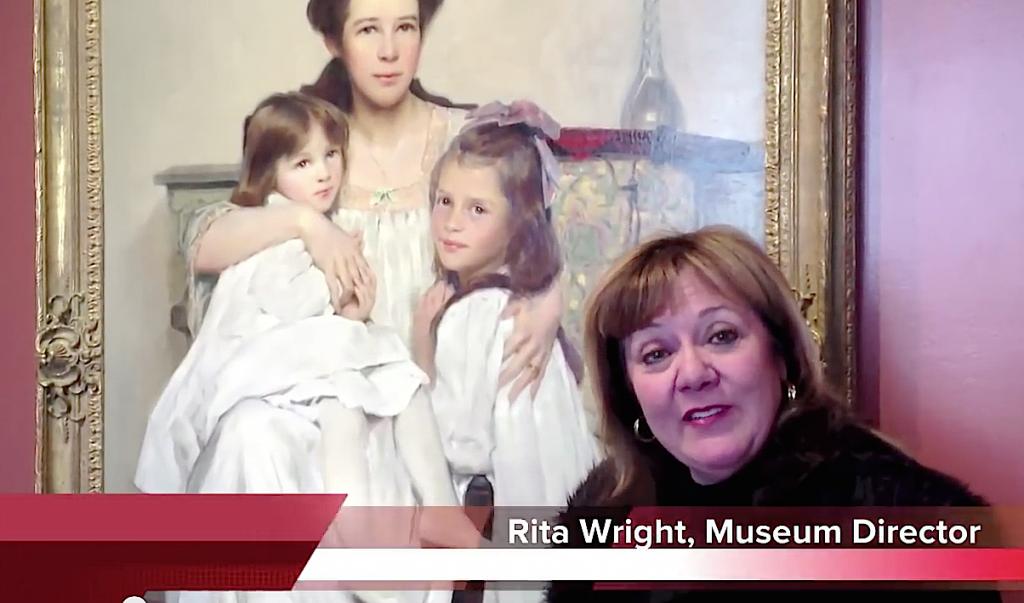 Springville Museum Director, Rita Wright