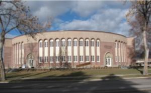 LDS Tabernacle in Montpelier, Idaho