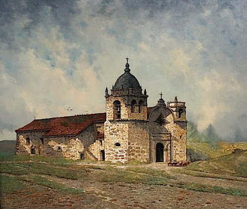 Edwin Deakin's Carmel Mission