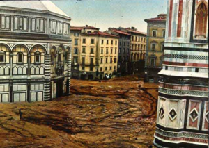 50 year anniversary of 1966 Flood in Florence