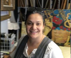 Oriana Montemurro, Art Conservator