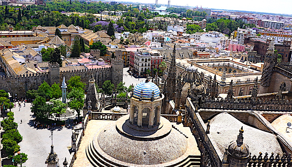 Seville World Heritage site