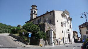 Santa Maria del Corlo, Lonato del Garda, Italy
