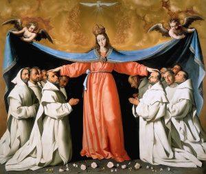 Virgen de las Cuervas by de Zubaran low res