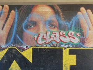 Graffiti - public art's cancer