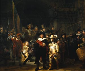 Rembrant's Night Watch