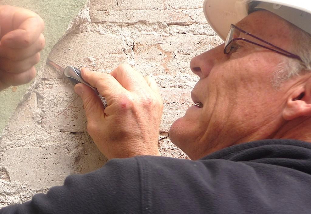 Art conservation forensic investigation
