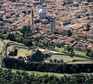 Lonato del Garda From the Air